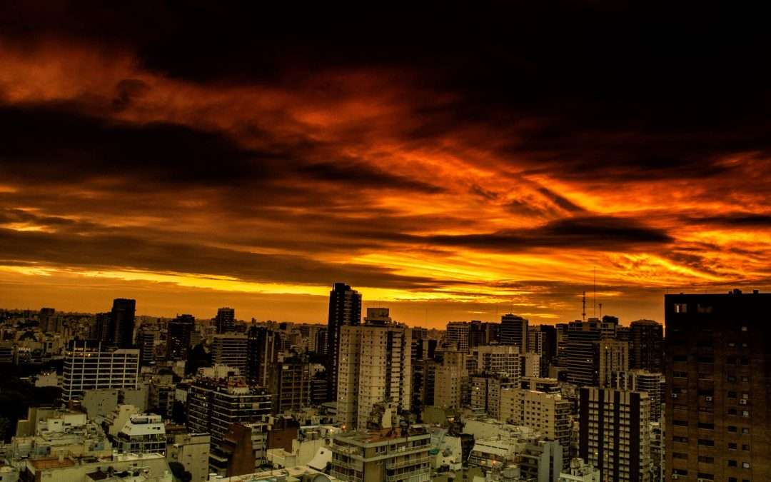 Buenos Aires Time Lapse