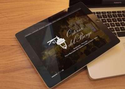 Osteria del Borgo – Ristorante Web