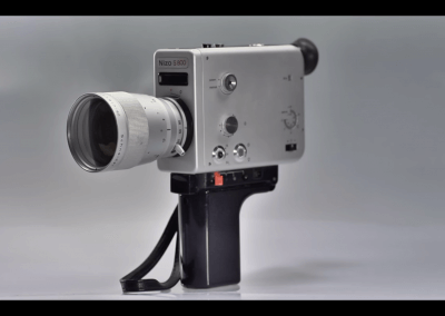 Fotografia y video de producto – Nizo S 800 super 8