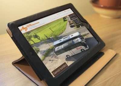 Ap Turismo – Empresa de Transporte