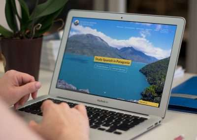 spanish-school-web-design